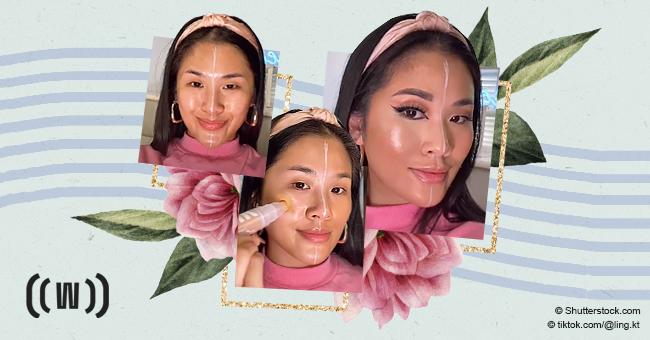La tendance virale actuelle de TikTok compare le maquillage de 2016 aux tendances de maquillage de 2021
