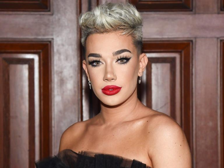 Makeup brand Morphe is parting ways with beauty YouTuber James Charles amid reports he sent sexual messages to minors