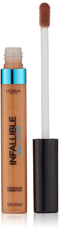 Best Concealers for Contouring, L'Oréal Paris Infallible Pro Glow Concealer