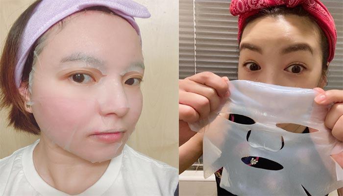 Masques en feuille |  Tendances beauté coréennes