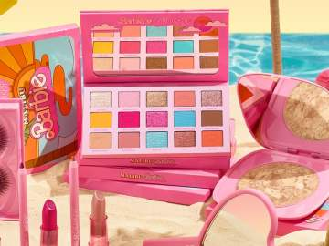 Colourpop Is Releasing a Barbie Makeup Collection