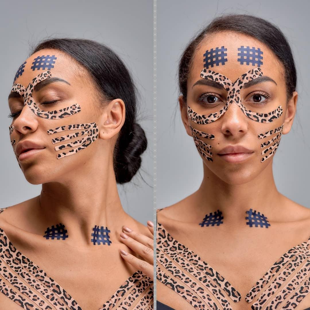 visage taping