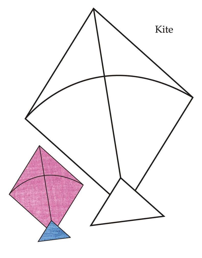 0 Level Kite Coloring Page Download Free 0 Level Kite Coloring
