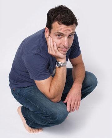 Chris Coccia comedian