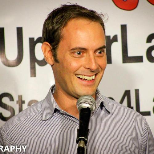 Tom Dustin comedy