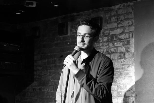 Tom Cassidy comedian