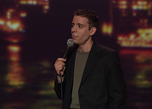 Gregg Rogell comedian