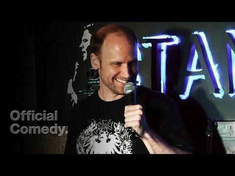 Danny Palmer comedian