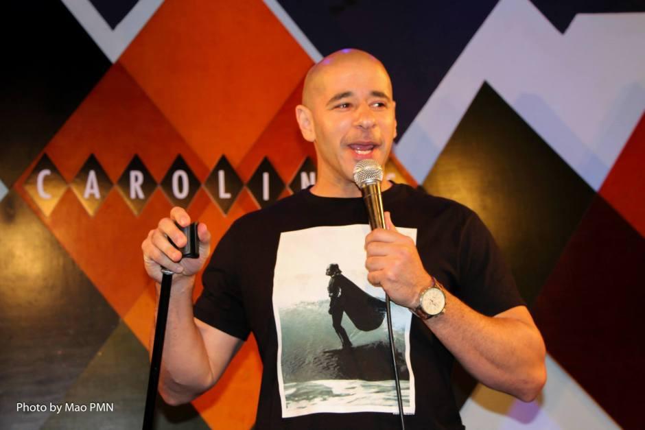 Dino Vigo Comedian