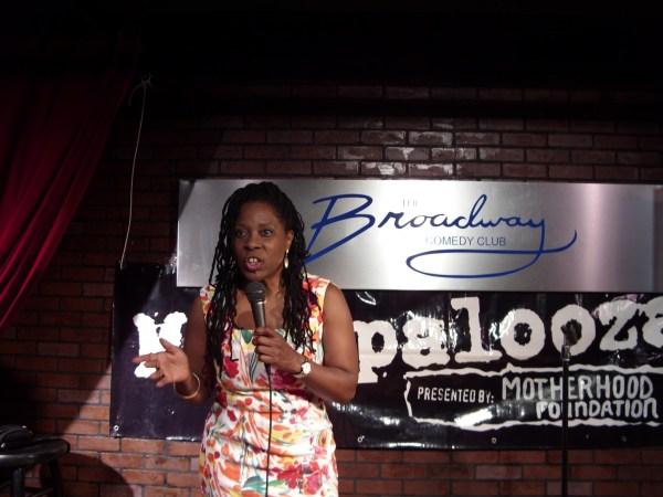 Rhonda Hansome Comedian
