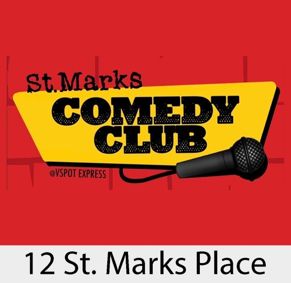 st. marks comedy club