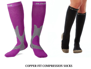 Best Copper fit Compression Socks – Guide 2021