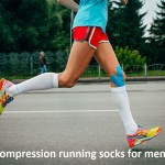 Compression Running Socks For Men