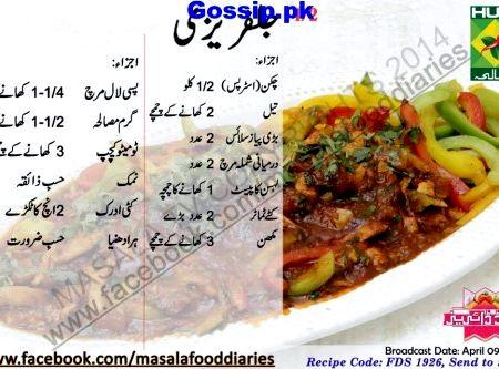 Chicken jalfrezi recipe in urdu video dailymotion drive stani food recipes dailymotion zarif faiza s forumfinder Choice Image