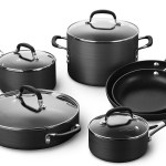 Simply Calphalon Nonstick 10-Piece Set