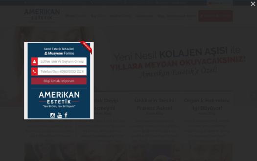 American Aesthetic Clinic Istanbul Turkey