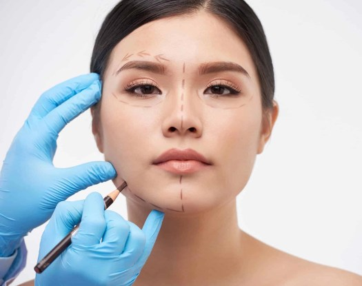 Bone Shaving Facial Contouring Surgery