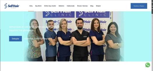 Self Hair Clinic Istanbul Turkey