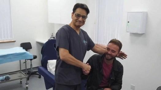 jacjk shepherd hair transplant