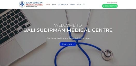 Bali Sudirman Medical Centre Indonesia