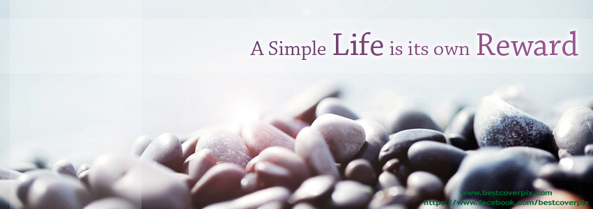 Best Quote For Life Facebook Covers