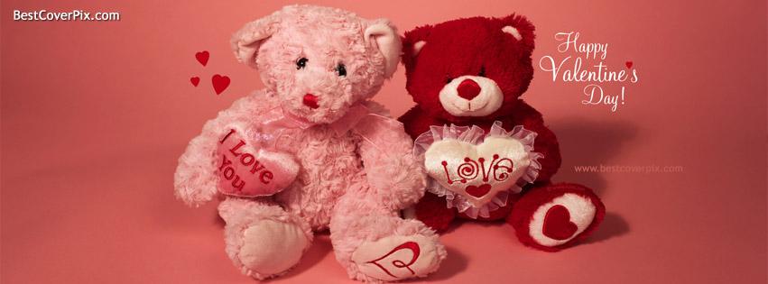 happy valentine day cover