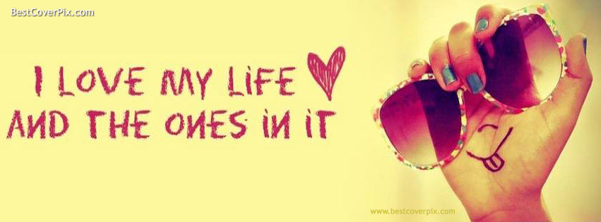 i love my life cover