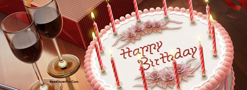 Happy Birthday Facebook Covers