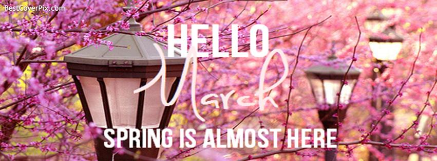 hello march cover1
