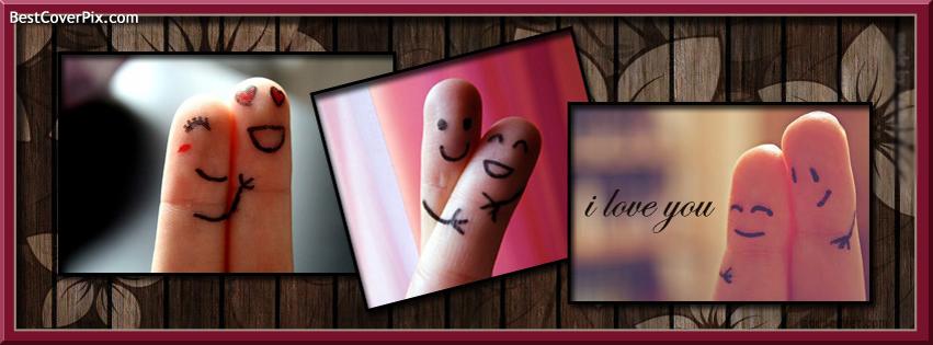 i  love you fb cover photo