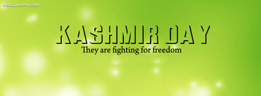 kashmir day covers