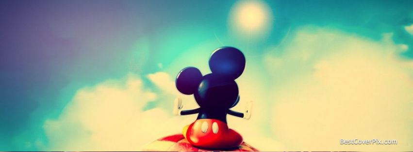 mickey mouse fb cover