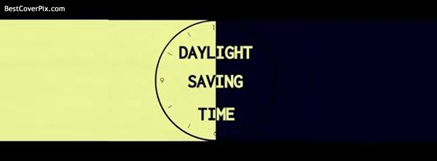 day light saving time cover