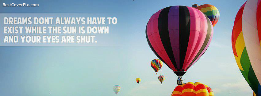 dreams quote fb cover
