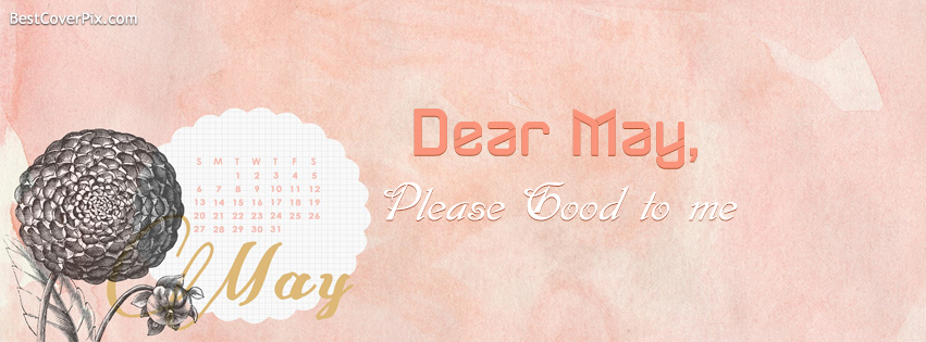 dear may facebook cover