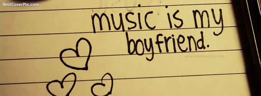 music is my boyfriend fb cover photo