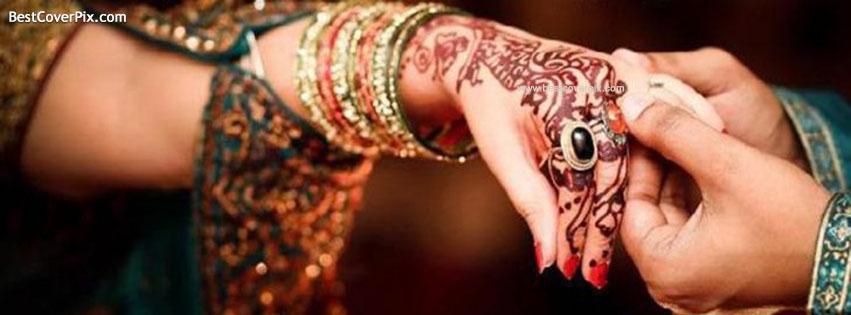 wedding profile cover photo