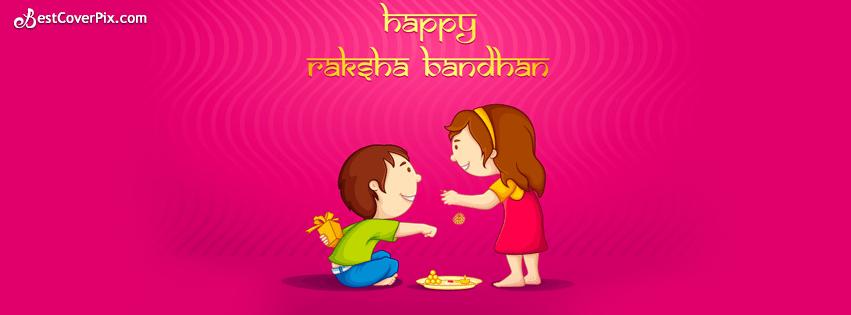 happy raksha bandhan day fb cover