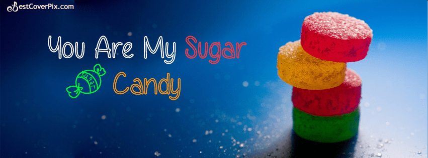 sugar candy fb cover photo