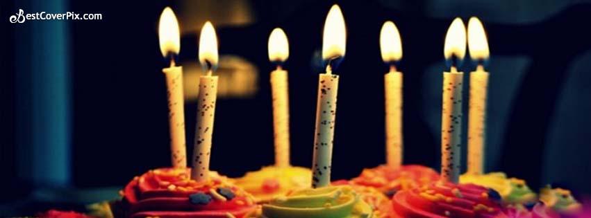 birthday cake fb cover