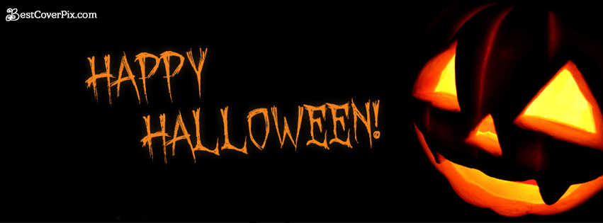 best and cute happy halloween fb banner
