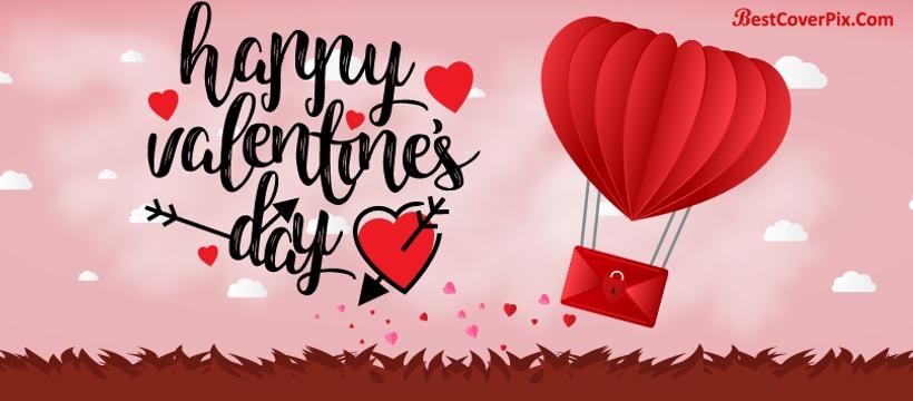 Happy Valentine's Day FB Cover