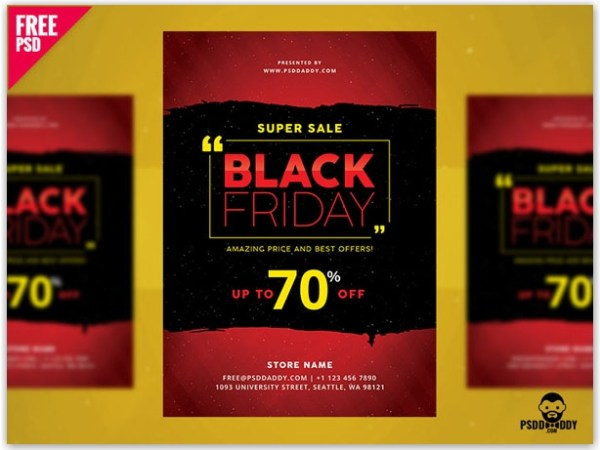 volantini black friday