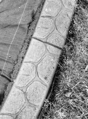 BigRock-stamp curb