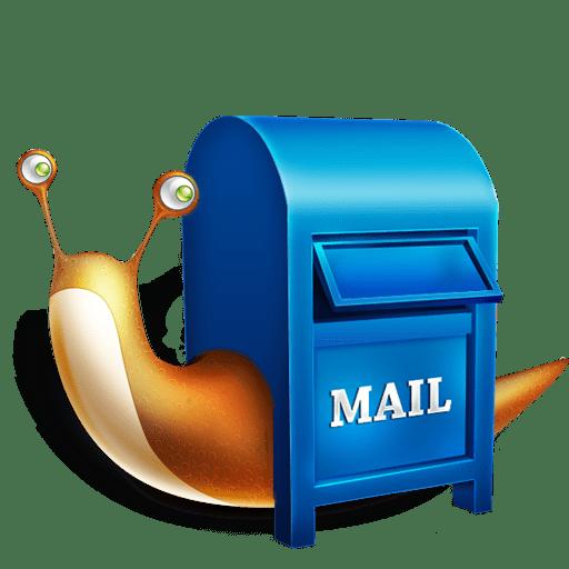 snail mail logo