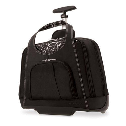 f23e866e7f39 Cute wheeled laptop bags, rolling luggage for women