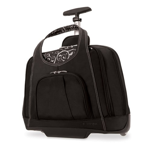 c1389bfa48 Top Ladies Rolling Laptop Bag 2018