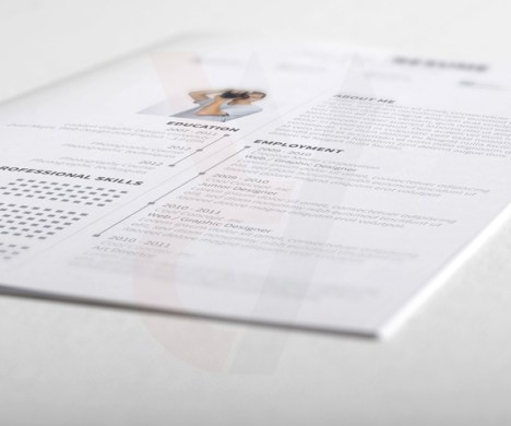 Create a professional resume with this sample student CV sample resumes