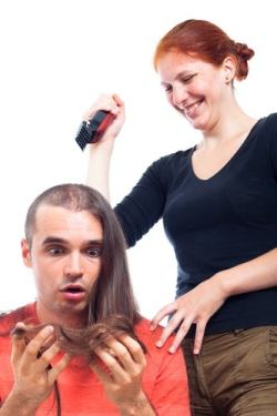 hair salon insurance - in case you take a bit more off than expected