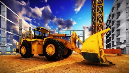Heavy Construction Contractor